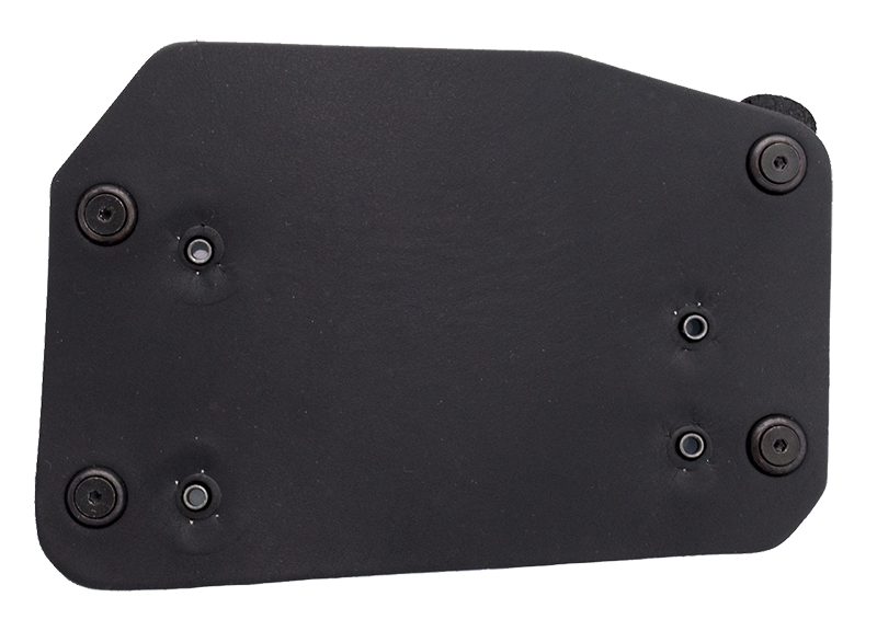 Cloak Slide OWB Leather Base for Revolvers