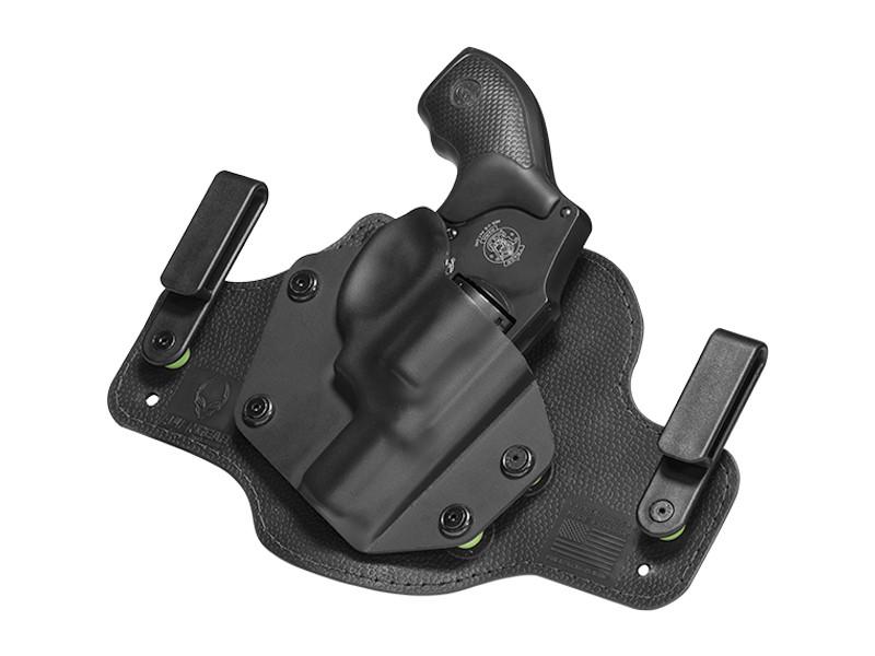 revolver iwb carry for concealment