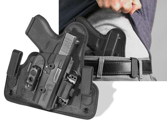 shapeshift iwb holster for the glock 43