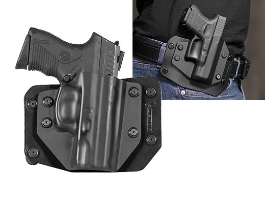 Outside the Waistband Holster for Taurus PT840 Compact