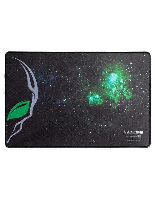 gun cleaning mat with galaxy design