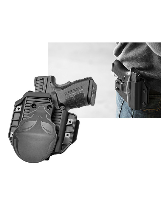 Alien Gear Cloak Mod OWB Holster (Outside the Waistband)