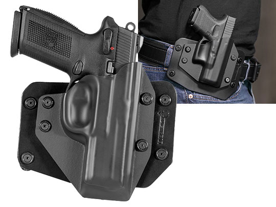 FNH FNX 40 Outside the Waistband Holster