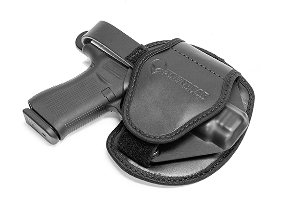 Glock - 17 with Streamlight TLR-7 Cloak Shoulder Holster Shell + Gun Platform Combo