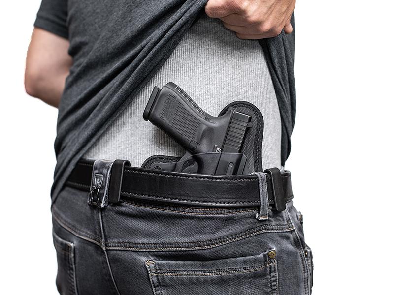 Glock 19 worn IWB