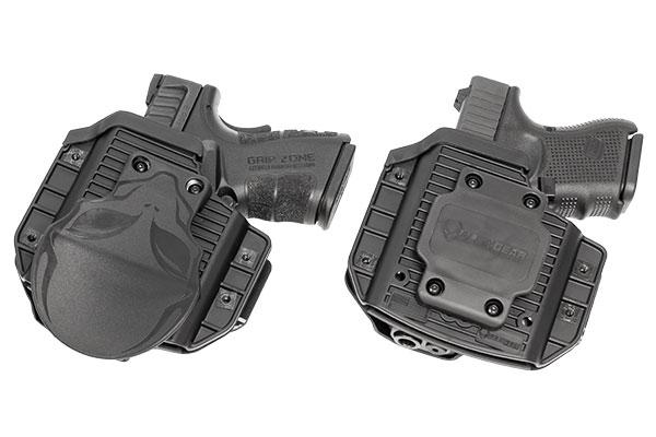 Glock 21 Belt Slide or Paddle Holster