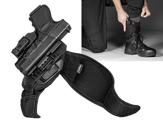 glock 26 shapeshift ankle holster