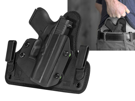 concealment holster for glock 27 iwb carry