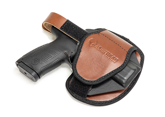 Glock - 19 Polymer80 Cloak Shoulder Holster Shell + Gun Platform Combo