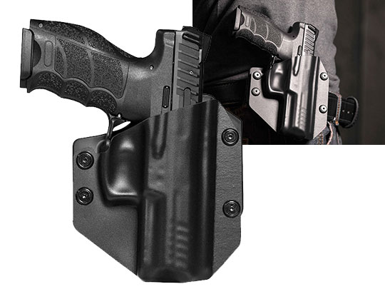 Best Paddle Carry OWB Holster for H&K VP9