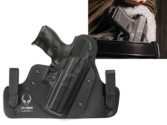 Leather Hybrid Hi-Point 9mm Holster