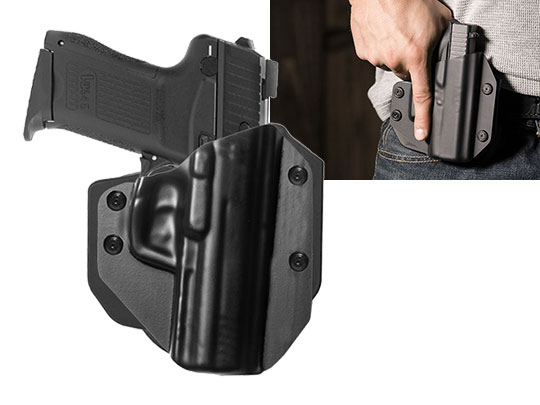 Paddle Holster for H&K HK45 Compact