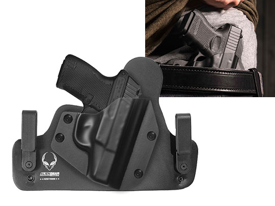 Leather Hybrid Keltec PF9 Holster