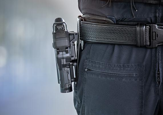 Glock - 19 Rapid Force Duty Holster
