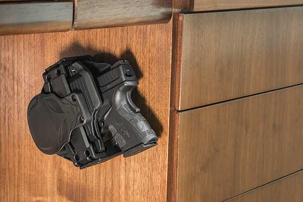 Cloak Dock OWB Holster Mount
