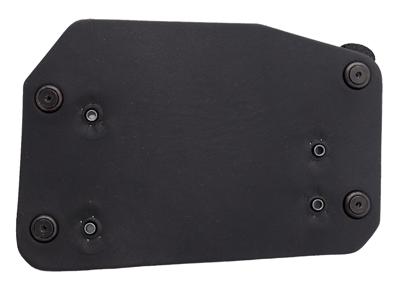 Cloak Slide OWB Leather Base for Semi-Automatics