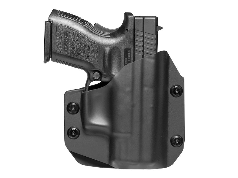 Paddle Holster for Springfield XD Subcompact 3 inch barrel