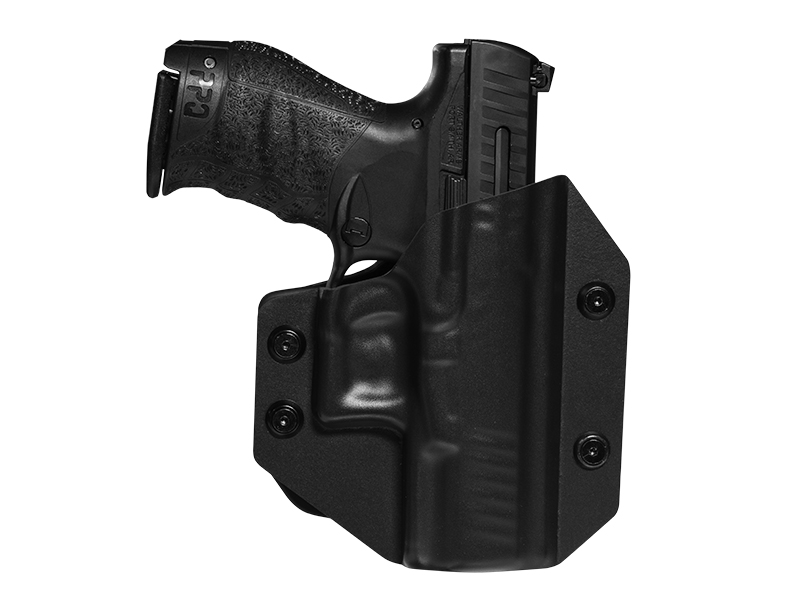 Paddle Holster for Walther PPQ 4 inch