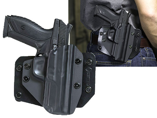 Good Ruger American OWB Holster