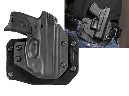 Outside the Waistband Holster for Ruger LC9s LaserMax Laser