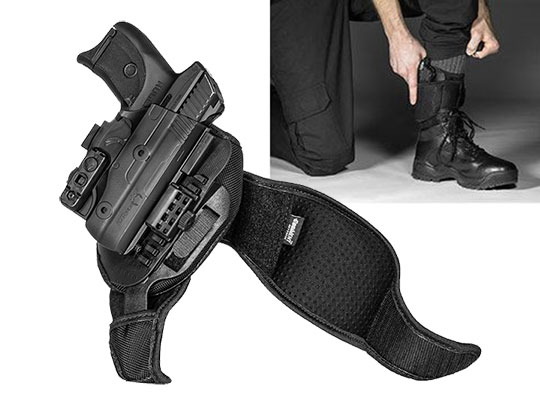 Ruger LC9s Pro ShapeShift Ankle Holster