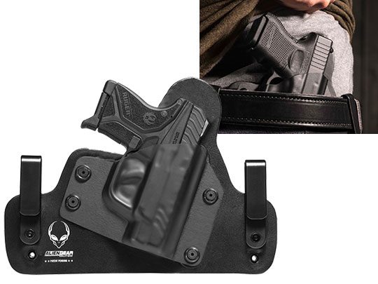 Ruger LCP II Cloak Tuck IWB Holster (Inside the Waistband)