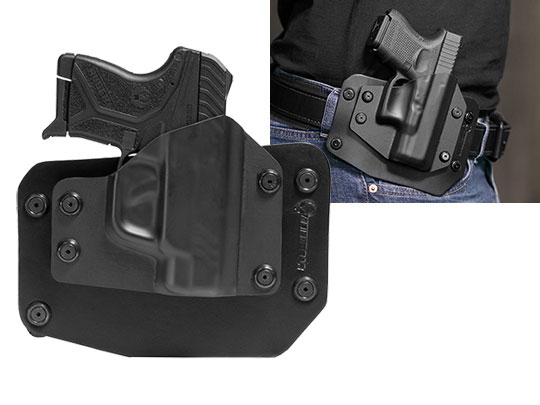Outside the Waistband Holster for Ruger LCP II