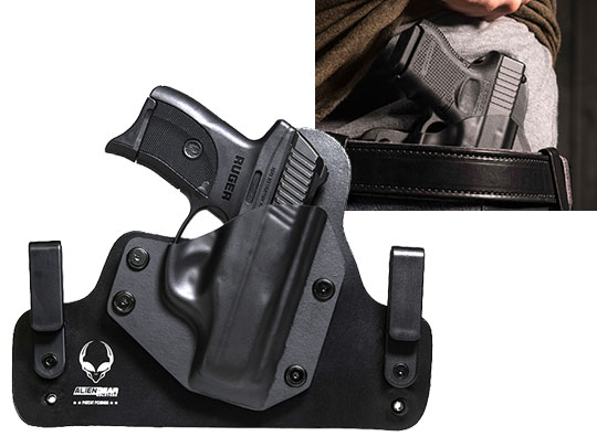 Hybrid Leather Ruger LC9s Pro Holster