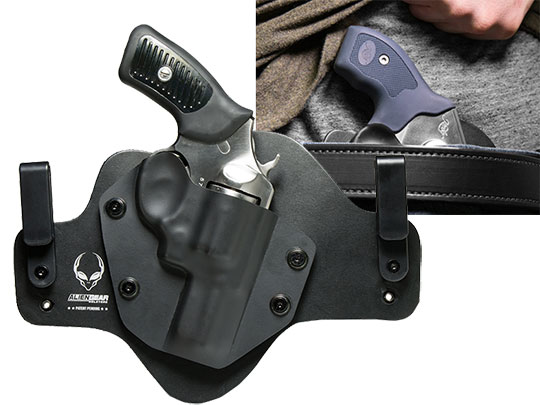 Hybrid Leather Ruger SP101 2.25 inch Holster