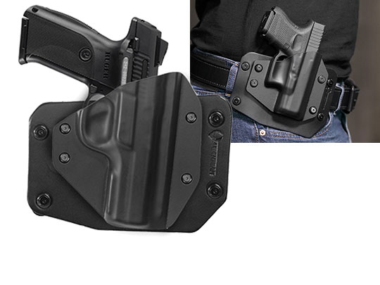 Ruger SR40 Outside the Waistband Holster