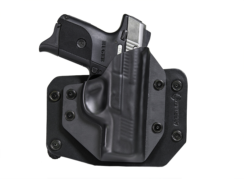 Best Concealment Outside the Waistband Ruger SR40c Holster