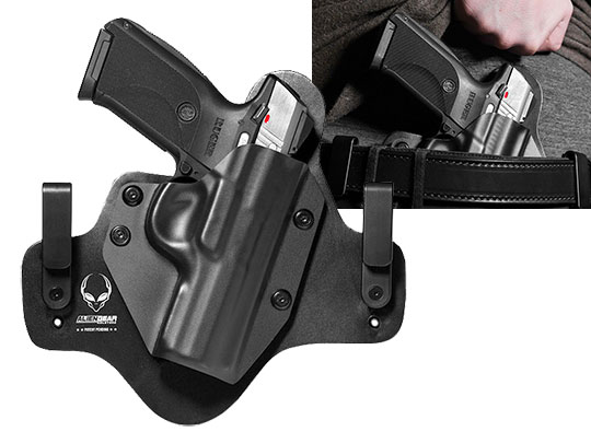 Best SR9 Hybrid Inside the Waistband Holster