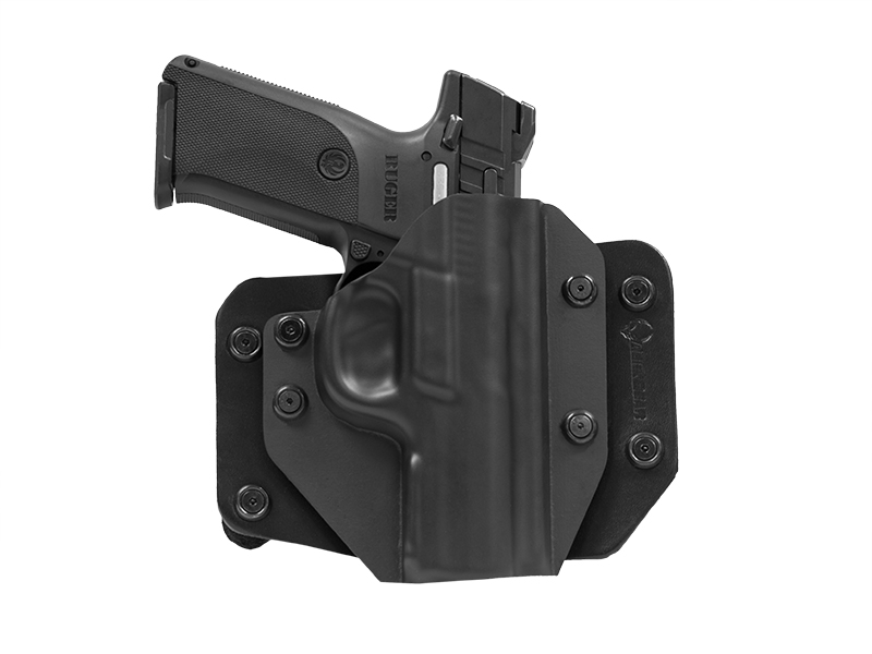 Ruger SR9 Outside the Waistband Holster