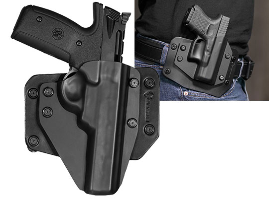Outside the Waistband Holster for S&W 22A-1 22lr