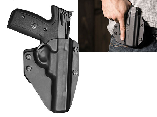Paddle Holster for S&W 22A-1 22lr