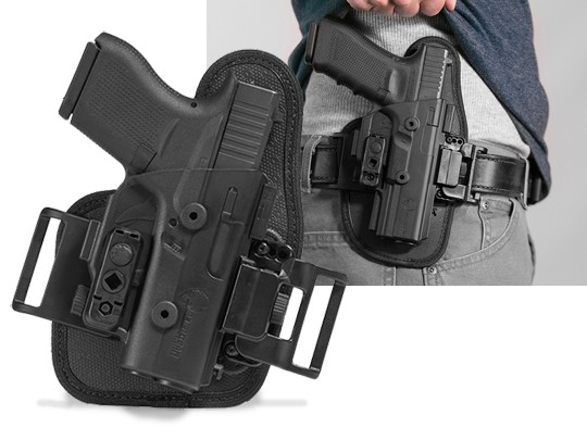 best glock 43 owb concealment holster
