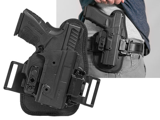 springfield xd mod 2 owb concealment holster