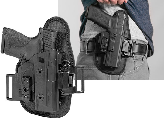 best m&p9c owb holster