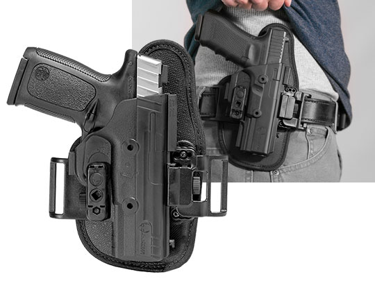 S&W SD40VE shapeshift owb holster