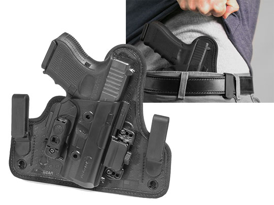 shapeshift iwb holster for glock 31