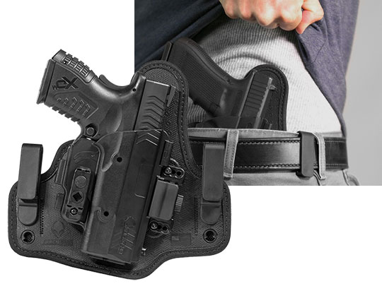 best iwb holster for the springfield xdm 3.8