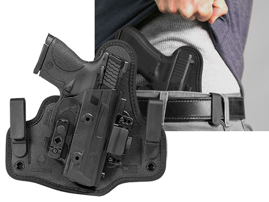 m&p9c shapeshift iwb holster
