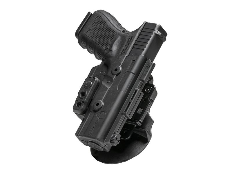 Glock 21 ShapeShift OWB Paddle Holster