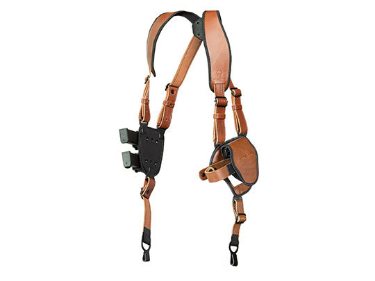 brown shapeshift shoulder holster expansion pack