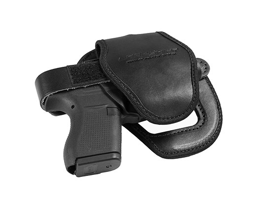 Glock - 43x ShapeShift Shoulder Holster Shell + Gun Platform Combo