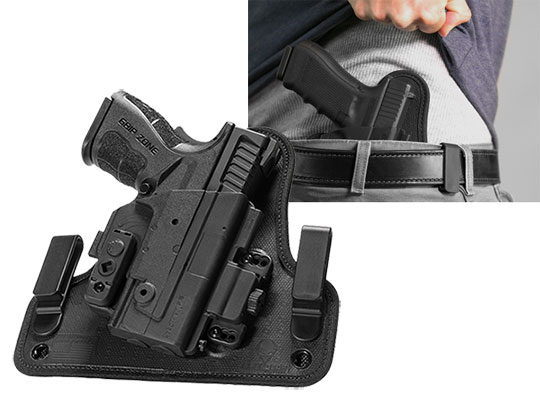 Beretta 92 - Full Size (Also fits M9) ShapeShift 4.0 IWB Holster