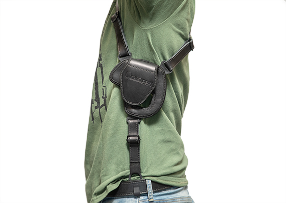 shell platform for shapeshift shoulder holster expansion pack