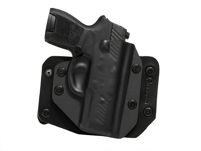 Sig P320 Subcompact Outside the Waistband Holster