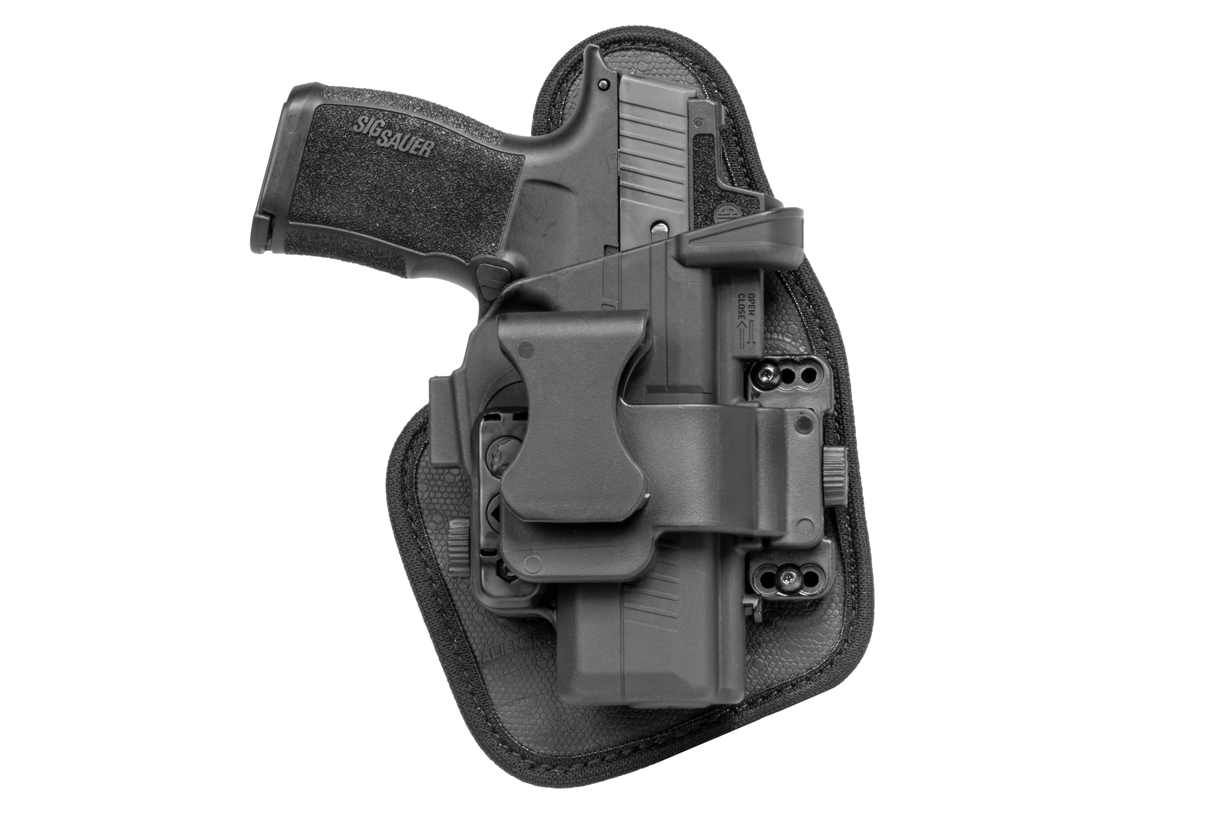 Sig P365 XL Romeo Zero ShapeShift Appendix Carry Holster