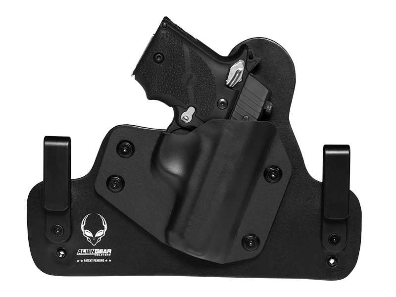 Leather Hybrid Sig P938 Holster